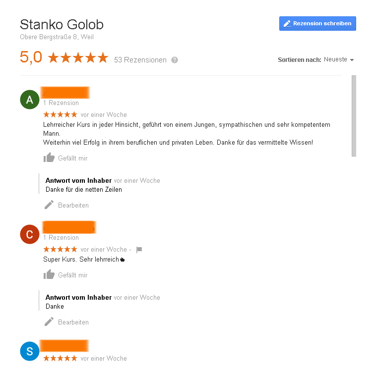 bewertung google 1